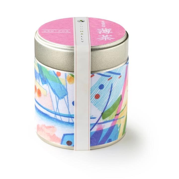 有機茶にこだわった専門店「Dolala(どぅらら)」のオリジナル有機茶缶のパッケージデザインを制作いたしました。